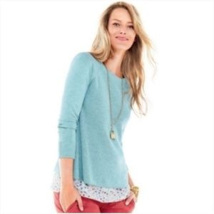 Cabi Blue Sky Swing Sweater  #5133